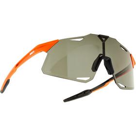 100% Hypercraft Glasses matte oxyfire/smoke